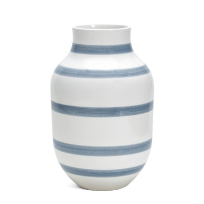 OMAGGIO Vase H305 Light Blue