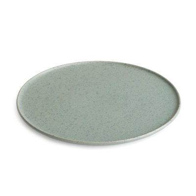 OMBRIA Plate 22cm Granite Green