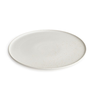 OMBRIA Plate 22cm Marble White