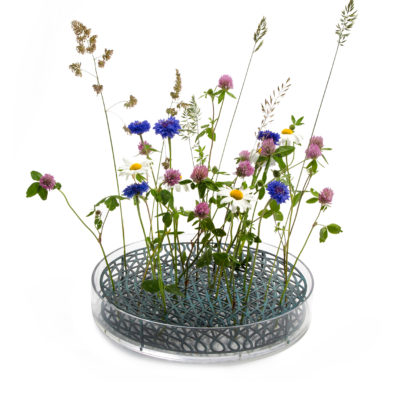 ANG Vase Mega, Blue