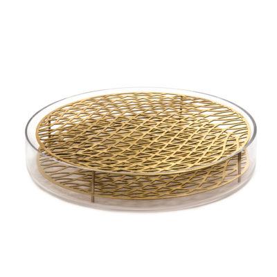 ANG Vase Mega, Brass