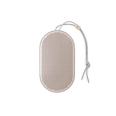 BEOPLAY P2 Speaker, Sandstone