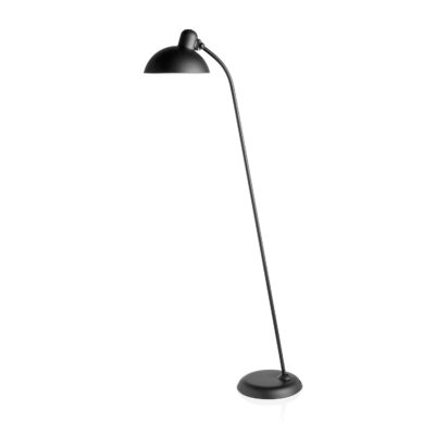 KAISER IDELL Floor Lamp, Matt Black