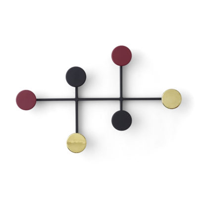 AFTEROOM Coat Hanger, Black Brass