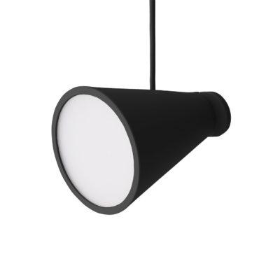 BOLLARD Lamp, Black