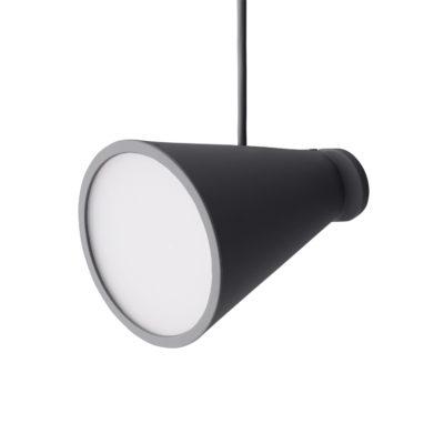 BOLLARD Lamp, Carbon