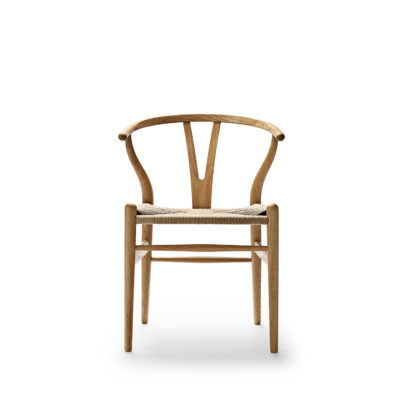 CH24 WISHBONE Chair, Oak Oil – Natural