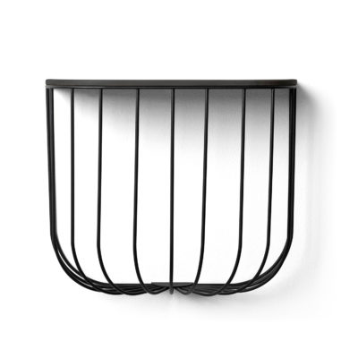 FUWL Cage Shelf, Black
