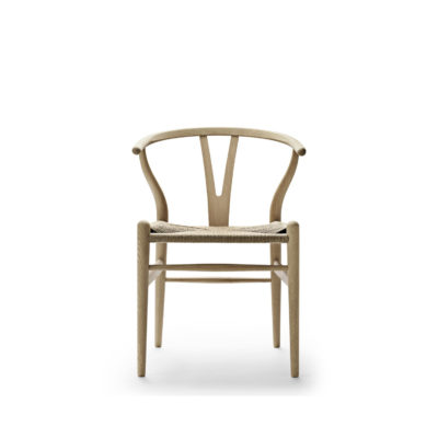CH24 WISHBONE Chair, Oak Soap – Natural