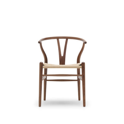 CH24 WISHBONE Chair, Walnut Oil – Nature