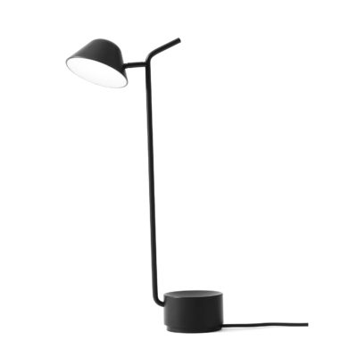 PEEK Table Lamp, Black