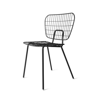 WM STRING Chair, Black