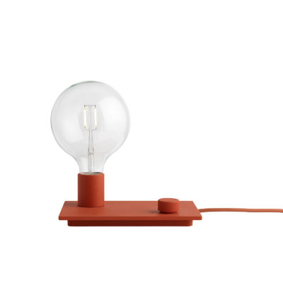 CONTROL Lamp, Red