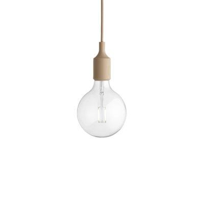 E27 Pendant Lamp, Nude