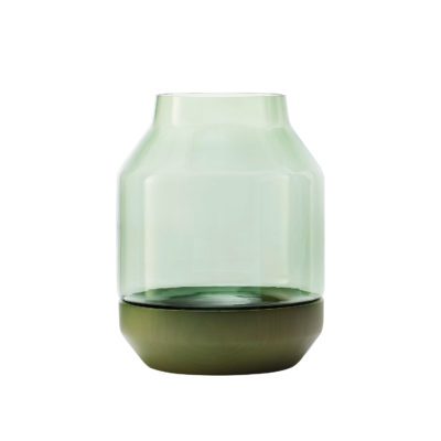 ELEVATED Vase, Green