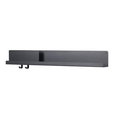 FOLDED Shelf Large, Black