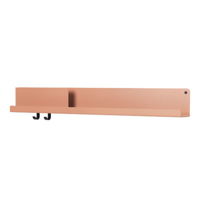 FOLDED Shelf Large, Terracotta