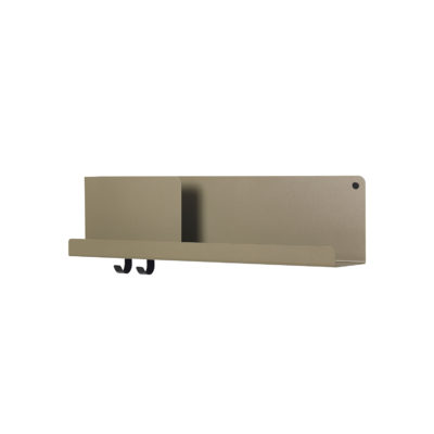 FOLDED Shelf Medium, Olive