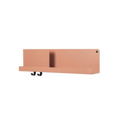 FOLDED Shelf Medium, Terracotta