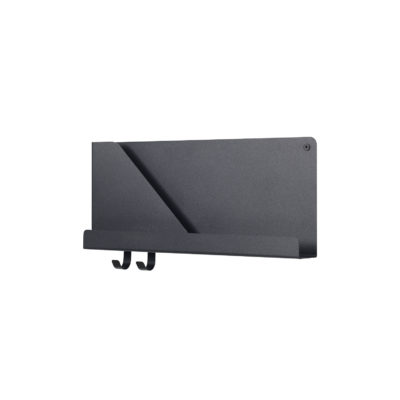 FOLDED Shelf Small, Black