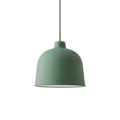 GRAIN Pendant Lamp, Dusty Green