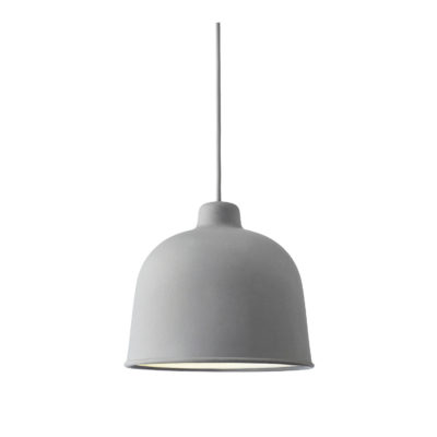 GRAIN Pendant Lamp, Grey