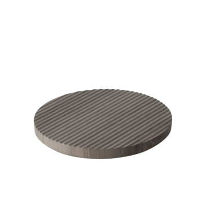 GROOVE Trivet Large, Grey