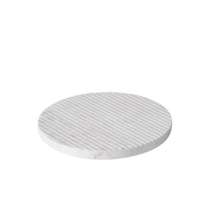 GROOVE Trivet Large, White