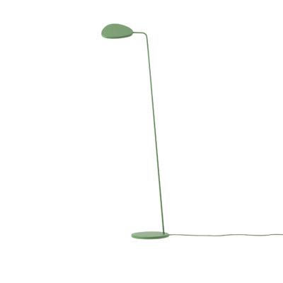 LEAF Floor Lamp, Green