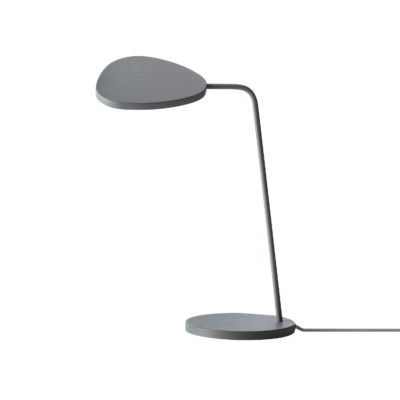 LEAF Table Lamp, Grey