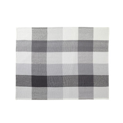 LOOM Throw, Grey