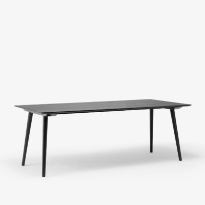 IN BETWEEN Table SK5, Black Lacquered Oak