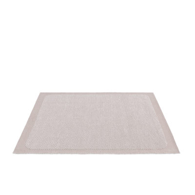 PEBBLE Rug, Pale Rose