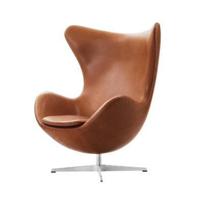 EGG™ 3316 Lounge Chair, Leather