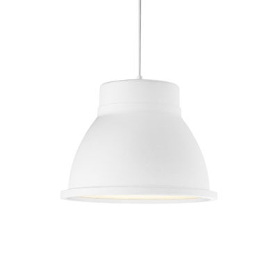STUDIO Pendant Lamp, White