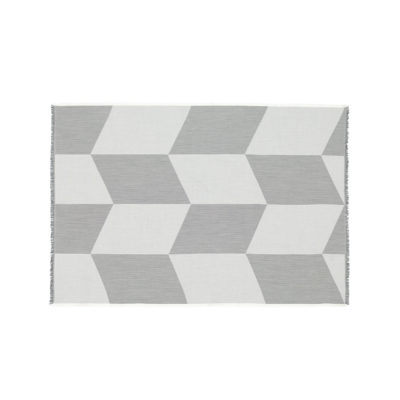SWAY Throw, Black – White