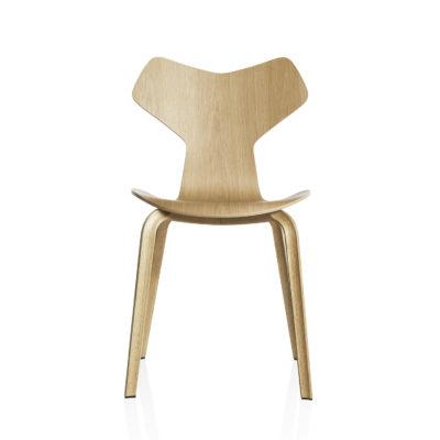 GRAND PRIX™ 4130 Chair, Clear Lacquer