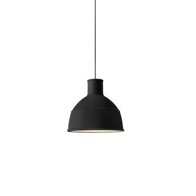 UNFOLD Pendant Lamp, Black