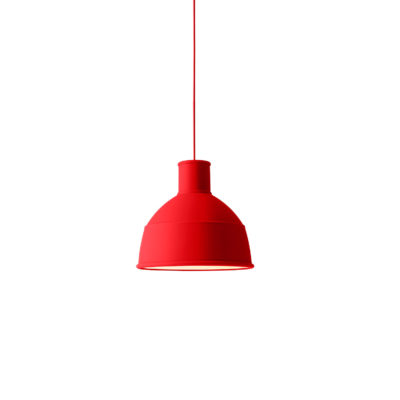 UNFOLD Pendant Lamp, Dusty Red