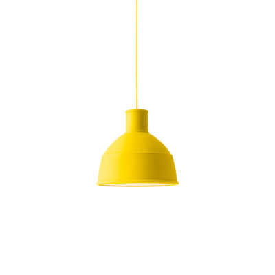 UNFOLD Pendant Lamp, Yellow