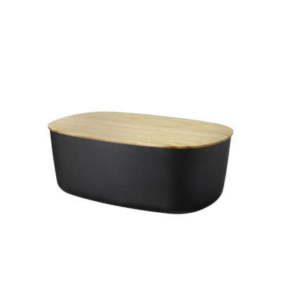 BOX IT Bread Box, Black