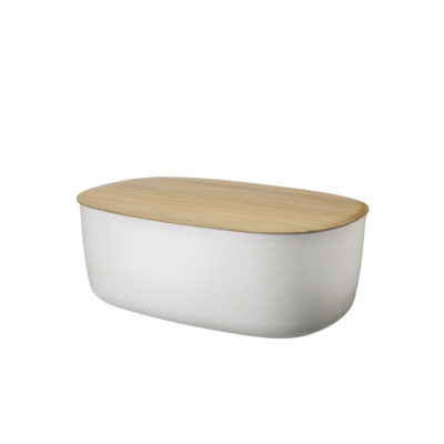 BOX IT Bread Box, White