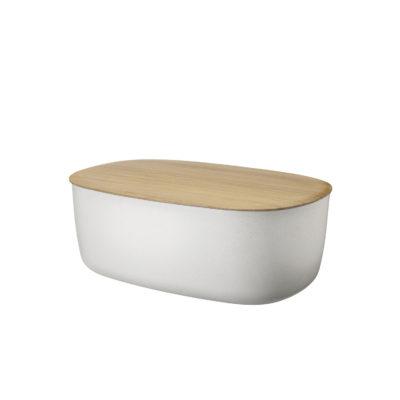 BOX IT Bread Box, White