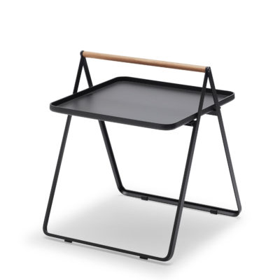 BY YOUR SIDE Table, Anthracite