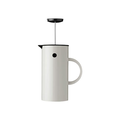 EM FRENCH PRESS, White