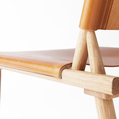 DECEMBER Chair Leather