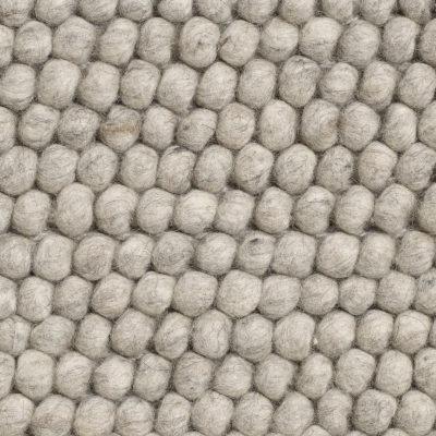 PEAS Carpet, Soft Grey