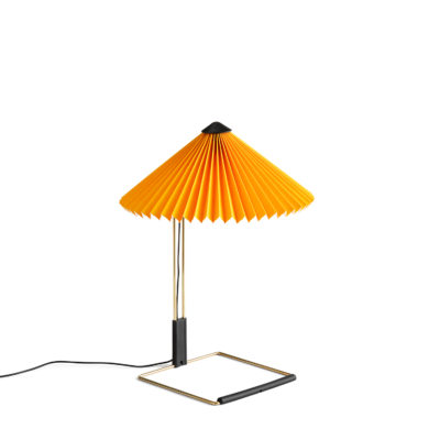 MATIN Table Lamp S, Yellow