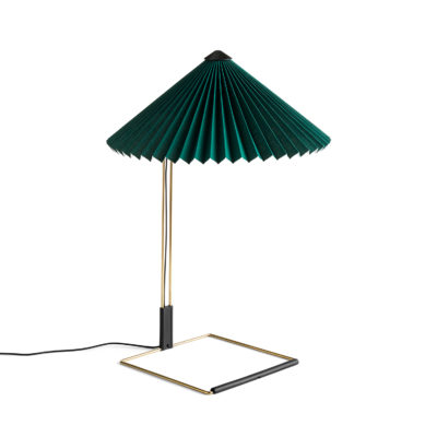MATIN Table Lamp L, Green