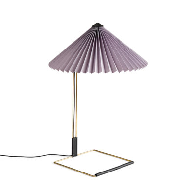MATIN Table Lamp L, Lavender